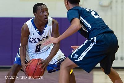 Broughton boys varsity basketball vs Hoggard. 750_9148