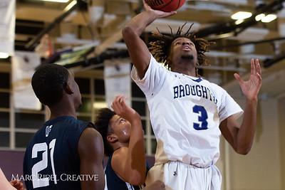 Broughton boys varsity basketball vs Hoggard. 750_9175