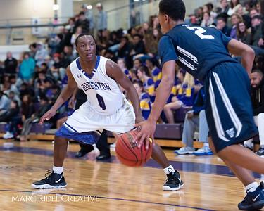 Broughton boys varsity basketball vs Hoggard. 750_9143