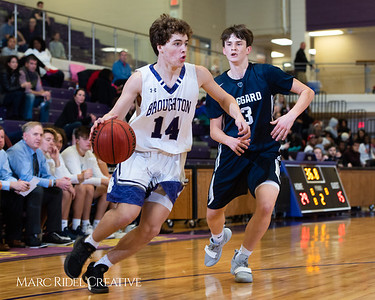 Broughton boys varsity basketball vs Hoggard. 750_9179
