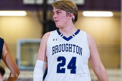 Broughton boys varsity basketball vs Hoggard. 750_9212
