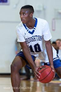 Broughton boys varsity basketball vs Hoggard. 750_9214