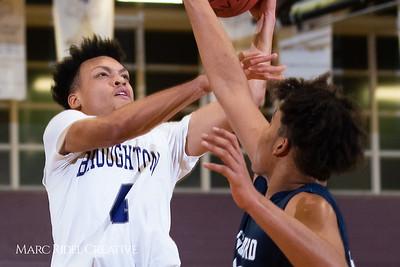 Broughton boys varsity basketball vs Hoggard. 750_9173