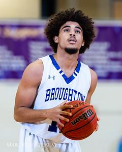 Broughton boys varsity basketball vs Hoggard. 750_9294