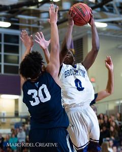 Broughton boys varsity basketball vs Hoggard. 750_9177