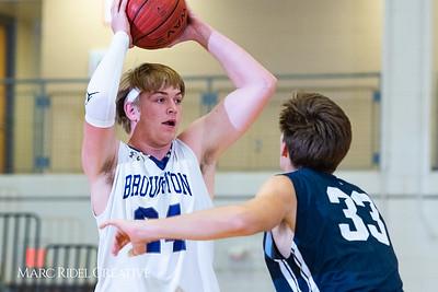 Broughton boys varsity basketball vs Hoggard. 750_9245