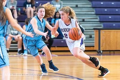 Broughton girls JV basketball vs Hoggard. 750_7873