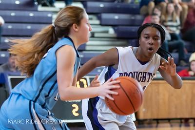 Broughton girls JV basketball vs Hoggard. 750_8035