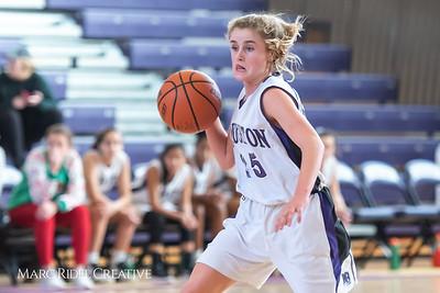Broughton girls JV basketball vs Hoggard. 750_7897