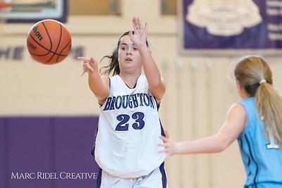 Broughton girls JV basketball vs Hoggard. 750_8097