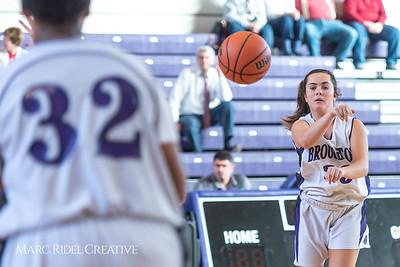 Broughton girls JV basketball vs Hoggard. 750_7928