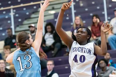 Broughton girls JV basketball vs Hoggard. 750_8142