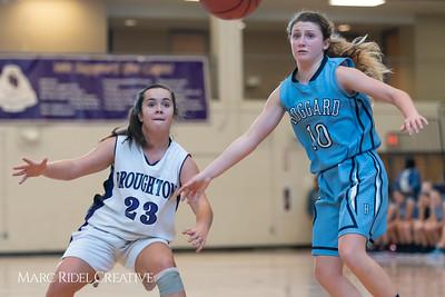 Broughton girls JV basketball vs Hoggard. 750_8117