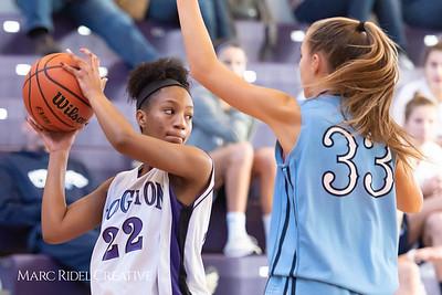 Broughton girls JV basketball vs Hoggard. 750_8060