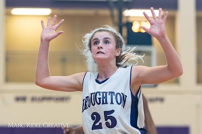 Broughton girls JV basketball vs Hoggard. 750_8146