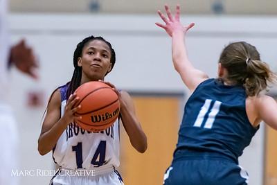Broughton girls varsity basketball vs Hoggard. 750_8797