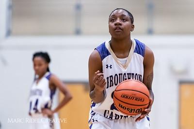 Broughton girls varsity basketball vs Hoggard. 750_8832