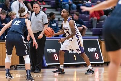 Broughton girls varsity basketball vs Hoggard. 750_8675