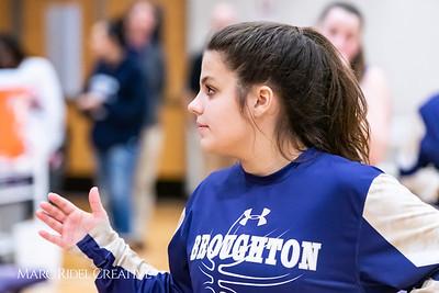 Broughton girls varsity basketball vs Hoggard. 750_8645