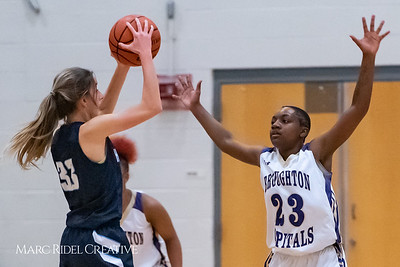 Broughton girls varsity basketball vs Hoggard. 750_8724