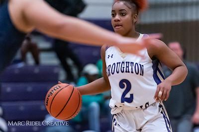 Broughton girls varsity basketball vs Hoggard. 750_8736