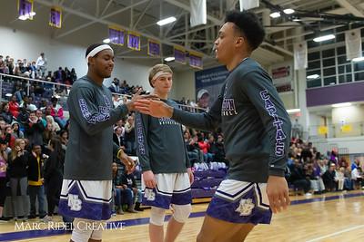 Broughton boys varsity basketball vs Leesville. Cap-7 Championship Game. February 22, 2019. D4S_1148