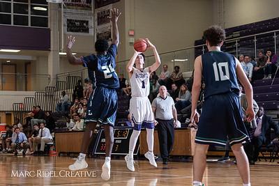 Broughton boys varsity basketball vs. Leesville. January 8, 2019. 750_1803