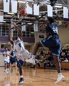 Broughton boys varsity basketball vs. Leesville. January 8, 2019. 750_1823