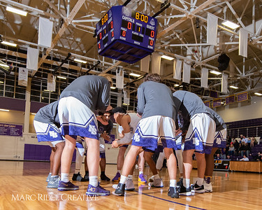 Broughton boys varsity basketball vs. Leesville. January 8, 2019. 750_1704