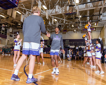 Broughton boys varsity basketball vs. Leesville. January 8, 2019. 750_1693