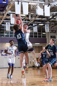 Broughton boys varsity basketball vs. Leesville. January 8, 2019. 750_1809