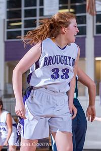 Broughton girls JV basketball vs Leesville. February 4, 2019. 750_2032