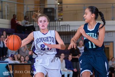 Broughton girls JV basketball vs Leesville. February 4, 2019. 750_1916