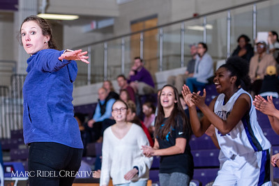 Broughton girls JV basketball vs Leesville. February 4, 2019. 750_2035
