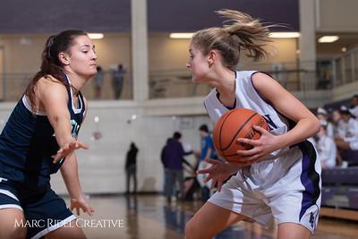 Broughton girls JV basketball vs Leesville. February 4, 2019. 750_1887