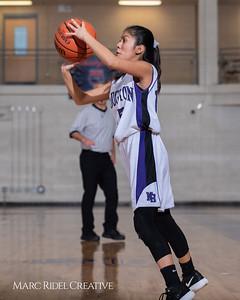 Broughton girls JV basketball vs Leesville. February 4, 2019. 750_1905