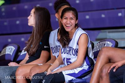 Broughton girls JV basketball vs Leesville. February 4, 2019. 750_2045