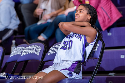 Broughton girls JV basketball vs Leesville. February 4, 2019. 750_2044