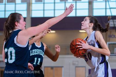 Broughton girls JV basketball vs Leesville. February 4, 2019. 750_1936
