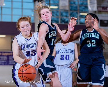 Broughton girls JV basketball vs Leesville. February 4, 2019. 750_1979