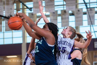 Broughton girls JV basketball vs Leesville. February 4, 2019. 750_1911