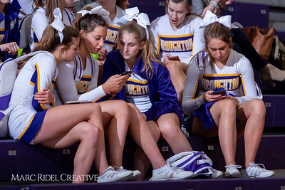 Broughton girls JV basketball vs Leesville. February 4, 2019. 750_2025