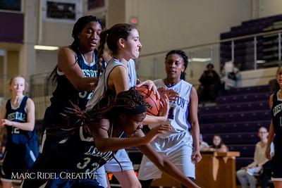 Broughton girls JV basketball vs Leesville. February 4, 2019. 750_2013