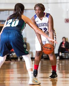 Broughton girls varsity basketball vs. Leesville. January 8, 2019. 750_1526