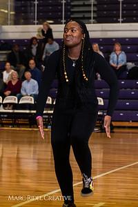 Broughton girls varsity basketball vs. Leesville. January 8, 2019. 750_1563