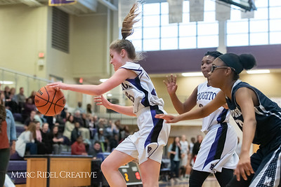 Broughtongirls JV basketball vs Millbrook. February 14, 2019. 750_6988