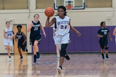 Broughtongirls JV basketball vs Millbrook. February 14, 2019. 750_6937