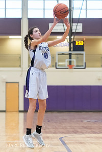 Broughtongirls JV basketball vs Millbrook. February 14, 2019. 750_6973