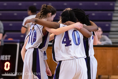 Broughtongirls JV basketball vs Millbrook. February 14, 2019. 750_6868