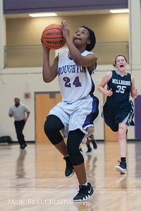 Broughtongirls JV basketball vs Millbrook. February 14, 2019. 750_6938